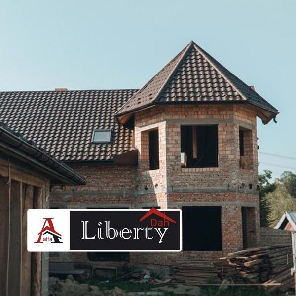 Найбільший вибір хвиль металочерепиці європейського виробника у Альфа Ліберті!