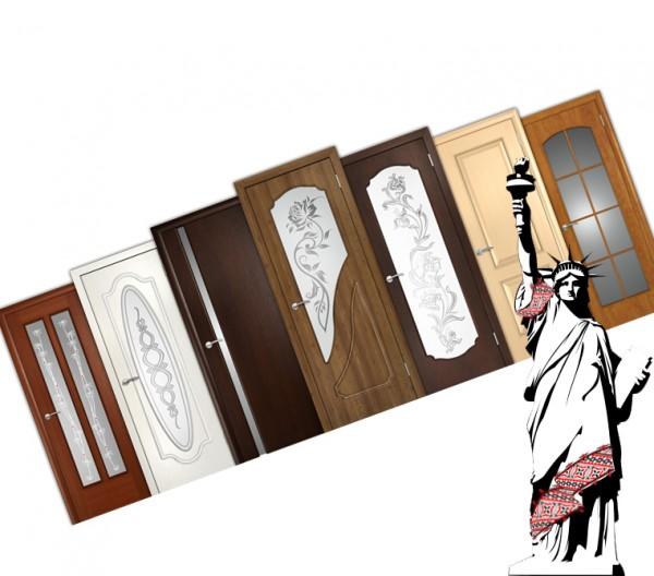 Металопластикові двері STEKO