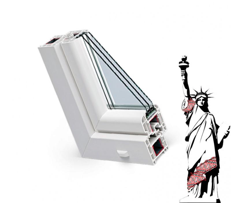 Металопластикові вікна REHAU