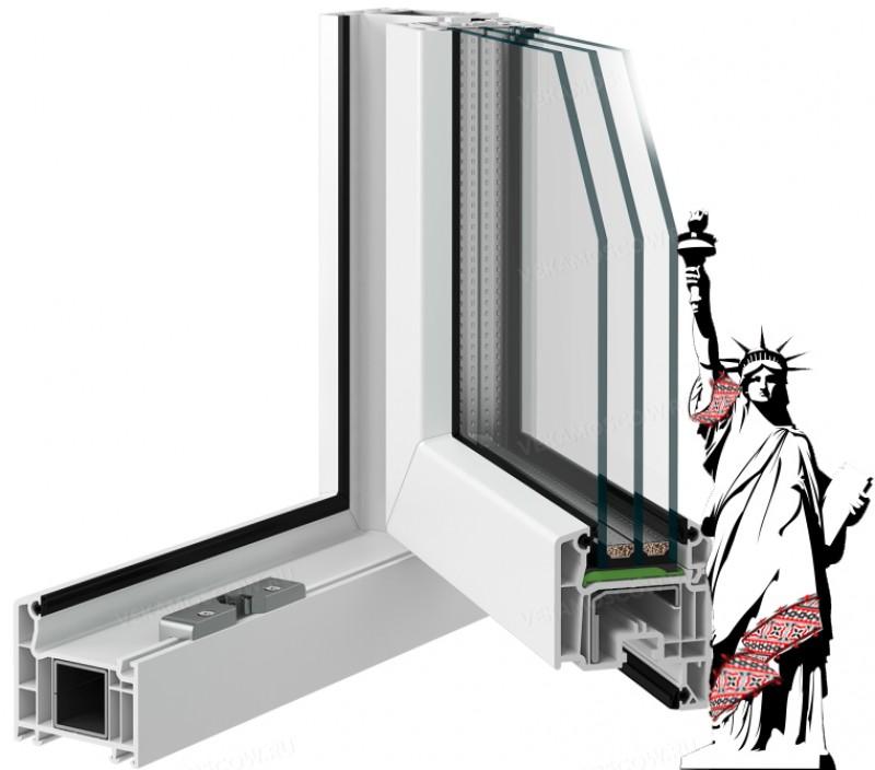 Металопластикові вікна VEKA